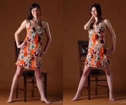 Muslan - Ruddy Girl - Stunning 18