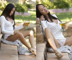 Davon Kim - Morning Juice 1 - MetArt X