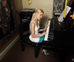 Alex Grey - The Pianist - ALS Scan