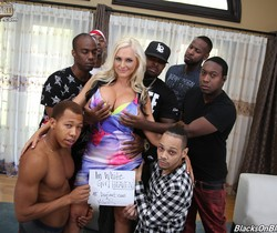 Alena Croft - Blacks On Blondes