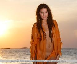 Gracy Taylor - Taronja - MetArt