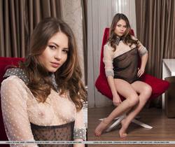 Hilary C - Presenting Liana - MetArt