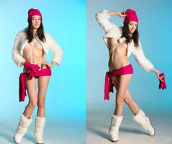 Kristin - Red Riding Hood - Stunning 18