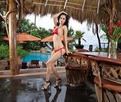 Vanessa Veracruz - hairy latina pussy - InTheCrack