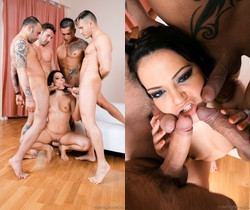 Pamela Ann - Best Of Gang Bang Encounters