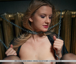 Bree Haze - Chained Heat - The Life Erotic