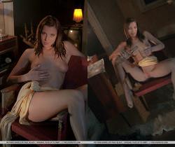 Victoria Daniels - Rainy Monday 1 - The Life Erotic
