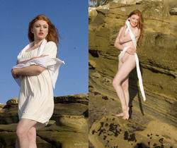 Ginger R - Presenting Ginger 1 - Erotic Beauty