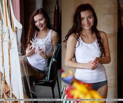 Berenice - Parfele - MetArt