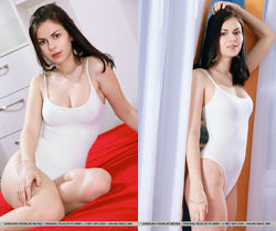 Presenting Karolina Young - MetArt
