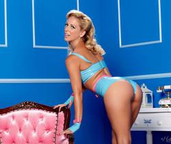 Cherie DeVille - Barbie in Latex - Holly Randall