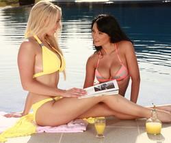 Nicole Smith, Taylor Shay - Cocktails - Viv Thomas