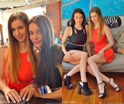 Lana Rhoades & Stella Cox - Girls Time Out - FTV Girls