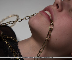 Lizzy B - Golden Touch 1 - The Life Erotic