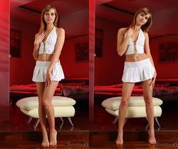 Natalia G - Red Desire - Stunning 18