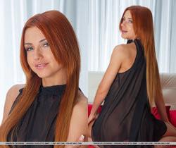 Presenting Ginger - MetArt