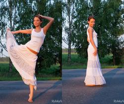Nikia - Luce del Sole - Rylsky Art