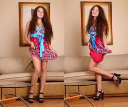 Norma A - Flexible Legs - Stunning 18