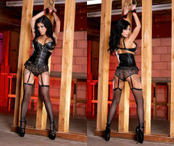 Alexis Amore - No Mercy - Holly Randall