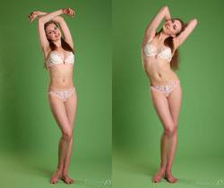 Annett A - Dancers Legs - Stunning 18
