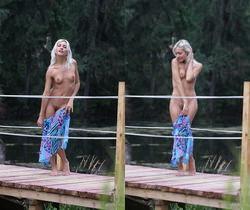 Kristy - The Dock 2 - Erotic Beauty