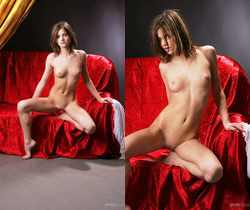 Alice Kiss - Red Velvet 2 - Erotic Beauty