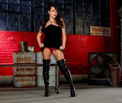 Brandy Talore - Alley Cat - Holly Randall