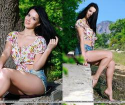 Lola Marron - Delamia - MetArt