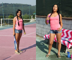 Ana Rose - Tennis Coach - ALS Scan