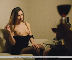 Sade Mare, Susie - Indifference 1 - The Life Erotic