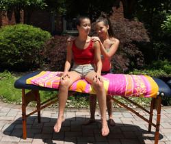 Alaina Kristar, Gia Paige - Touchy Feely - ALS Scan