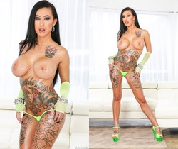 Lily Lane - Whore's Ink #03 - Evil Angel