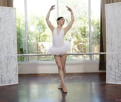 Ember Stone - Petite Ballerina Spinner