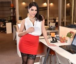 Valentina Nappi - Office Overtime - 21Sextury