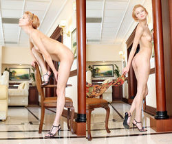 Mila F - Getting Naked 2 - Erotic Beauty