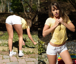 Kimmy Granger - Hydrated - ALS Scan