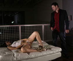 Gia Paige - Dim The Lights - Nubile Films