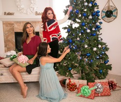Christmas Spirit: Part Three - Girlsway