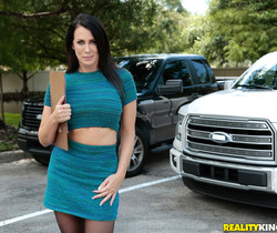 Reagan Foxx - Ms Maturity - MILF Hunter