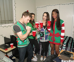 Cindy Starfall - Holiday Cheer - Dare Dorm