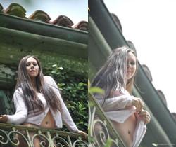 Tessa - Balcony - BreathTakers