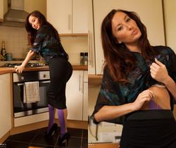 Sophia Smith - POETS Day - Sophia's Sexy Legwear