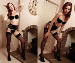 Sophia Smith - Hollywood Glamour - Sophia's Sexy Legwear
