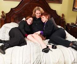 Lily Cade, Jodi Taylor, Daisy Layne - Mother And Me #02