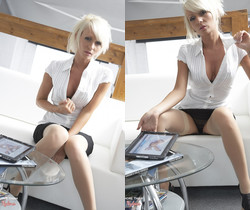 Carly Thorpe - Inside Information - More Than Nylons