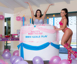 Adriana Chechik & Valentina Nappi - When Girls Play Birthday