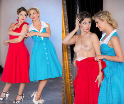 Cassidy Klein & Cherie DeVille - Into The Swing Of Things