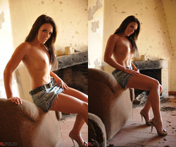 Jennifer Nexus - Old House - Girlfolio