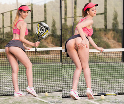 Stella Cox passes On Tennis For Anal Sex - Private