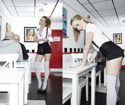 Sophia Smith - Working 9 Til - More Than Nylons